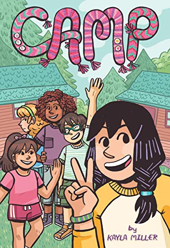 Camp (A Click Graphic Novel) from HMH Books for Young Readers