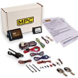 MPC Crimestopper Remote Start and Keyless Entry Package for Toyota, Scion and Lexus 2003-2014