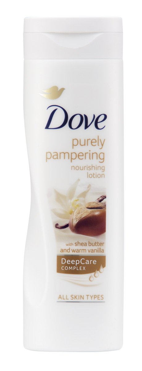 Dove Purely Pampering Nourishing Lotion with Shea Butter and Warm Vanilla 250ml