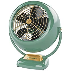 Vornado Vintage Whole Room Fan with All NEW Signature Vortex Technology, 3 Speeds and Safe Quiet Design