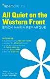 Image of All Quiet on the Western Front SparkNotes Literature Guide (SparkNotes Literature Guide Series)