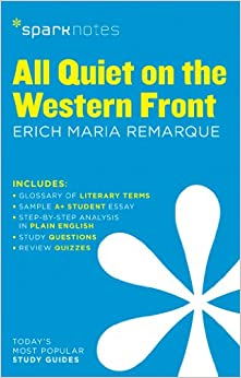 literature all quiet on essay 298 all quiet on the western front essay examples from academic writing company eliteessaywriters get more argumentative, persuasive all quiet on the western front.