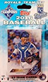Kansas City Royals 2016 Topps Factory Sealed Special Edition 17 Card Team Set 2015 World Series Champions