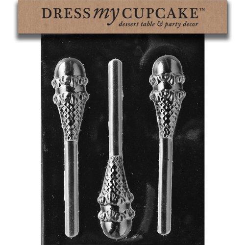 ice cream cone cupcake stand - 9