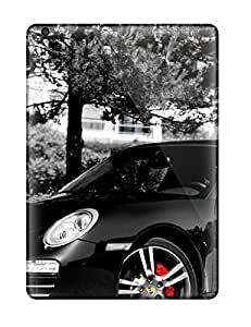New Fashion Premium Tpu Case Cover For Ipad Air Porsche Carreras