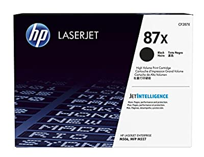 Black Yield Original LaserJet Toner Cartridge