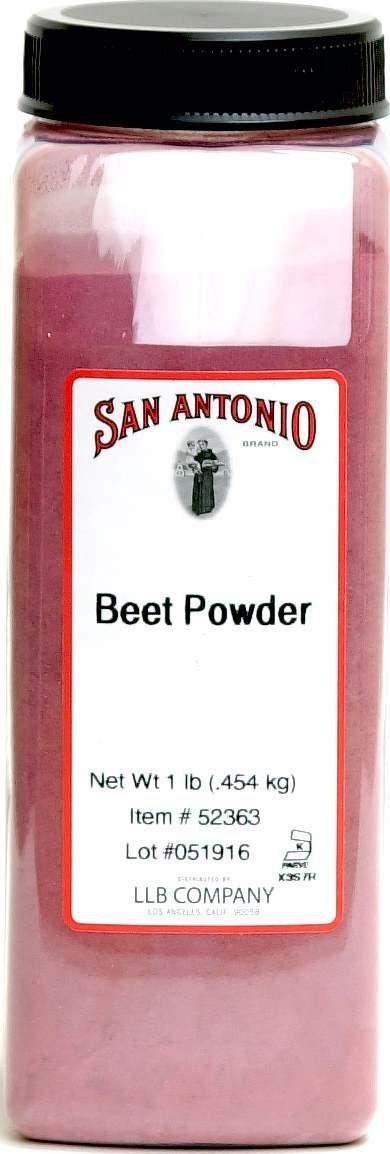 1-Pound Restaurant Beet Root Powder