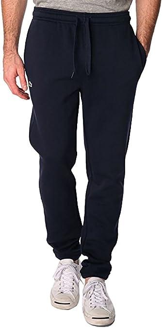 Lacoste - Pantalones chándal XH7611, Azul Marino XS: Amazon.es ...