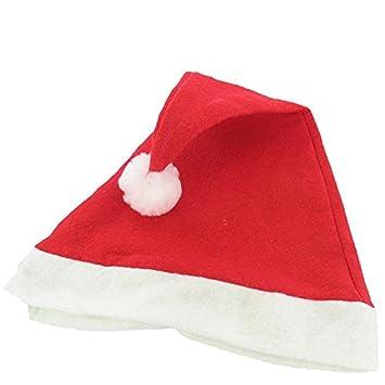 Childs Felt Santa Hat
