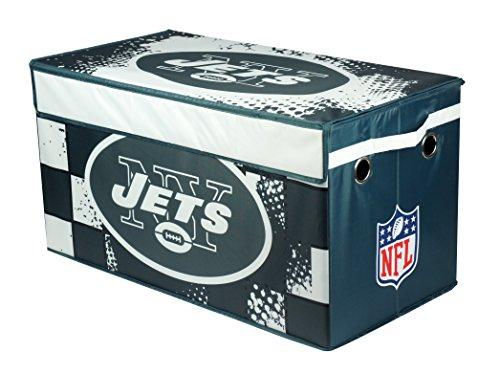 Idea Nuova NFL New York Jets Collapsible Storage ()