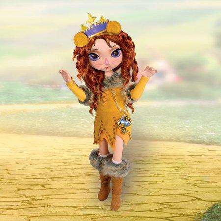 (Ashton Drake Adventures in Oz Cowardly Lion Wizard of Oz)