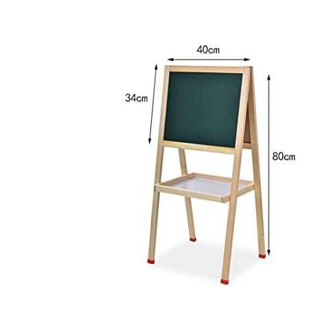 Amazon.com: Jaiconfiance Double Sided Kids Easel Children ...