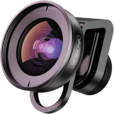 Apexel Hd Handyobjektiv 110 Grad Weitwinkelobjektiv Für Kamera