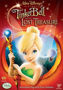 Tinker Bell & The Lost Treasure -