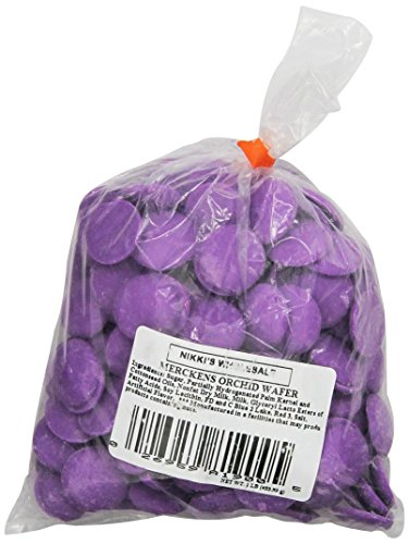 Merckens Chocolate Wholesale - Merckens Coatings, Orchid,1 Pound