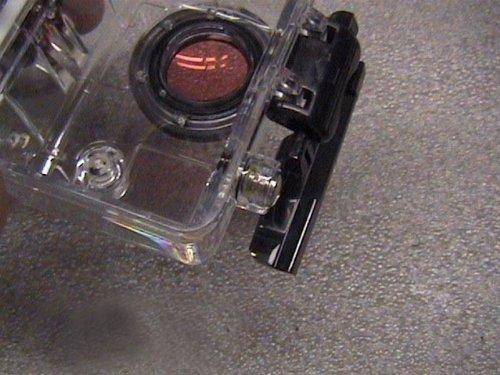 Red Lens Gopro Gopro Flat Lens Oculus Blur