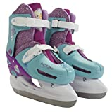 PlayWheels Disney Frozen Kids Convertible Ice Skates - Junior Size 6-9