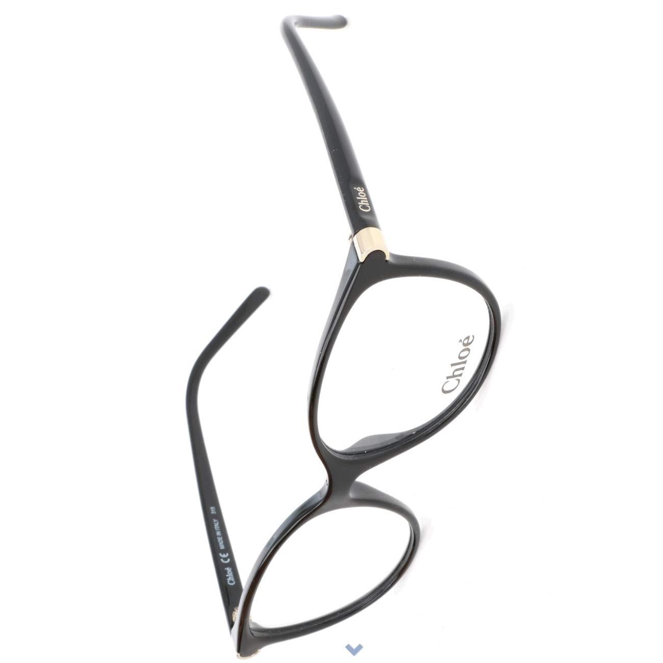 Amazon.com: Chloe ce2657 – 001 – 53 ce2657 dama negro lentes ...