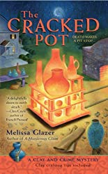 The Cracked Pot: A Clay and Crime Mystery