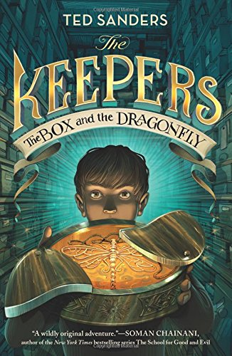 Download The Keepers: The Box and the Dragonfly pdf epub