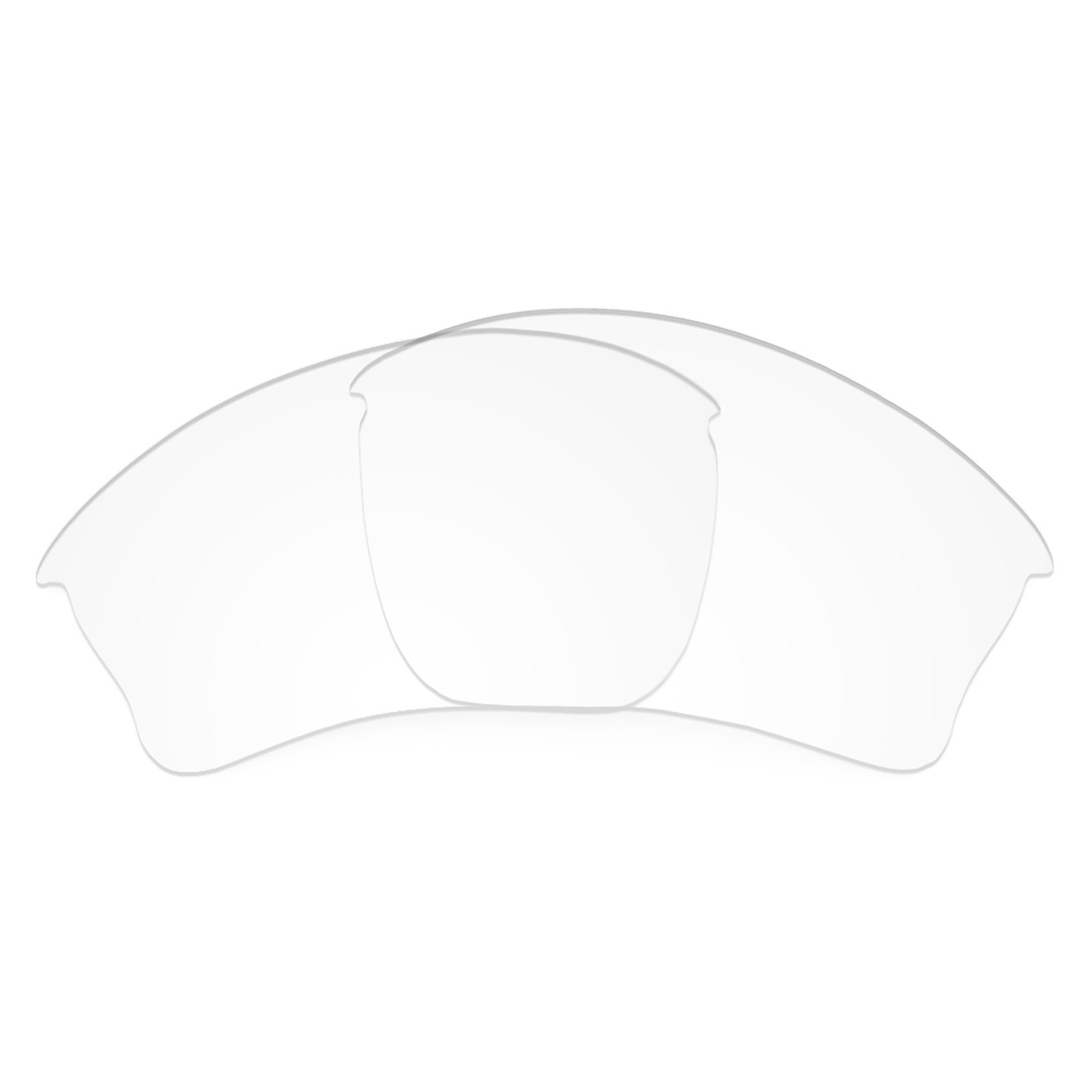 Revant Replacement Lenses for Oakley Half Jacket XLJ Crystal Clear