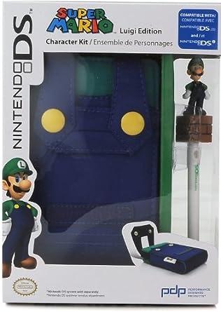 PDP - Pack De Funda Peto Luigi (Nintendo 3DS): Amazon.es: Videojuegos