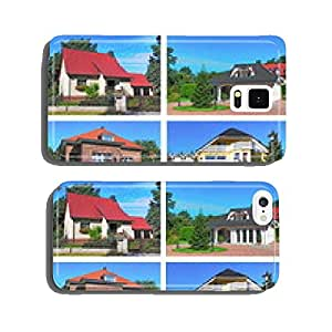 Family houses cell phone cover case iPhone6
