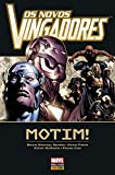 capa de Os Novos Vingadores - Motim!