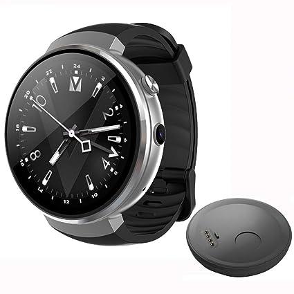 VERYNNA Reloj Inteligente 4G Let Smart Watch para Android ...