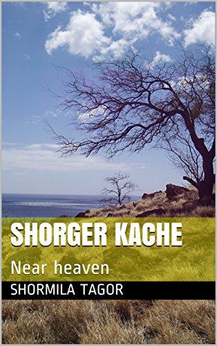 SHORGER KACHE: Near heaven (Galician Edition) cover