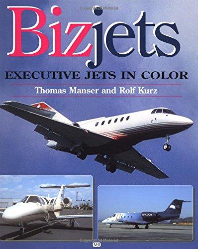 Bizjets: Executive Jets in Color
