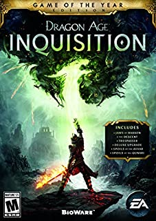 Dragon Age: Inquisition - Game of the Year Edition - PC [Digital Code] (B0167AK9Y8) | Amazon price tracker / tracking, Amazon price history charts, Amazon price watches, Amazon price drop alerts