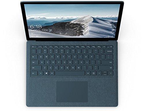 Microsoft Surface Laptop (Intel Core i5, 8GB RAM, 256GB) - Cobalt Blue (Renewed)