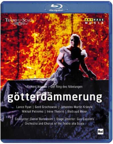 Johannes Martin Kr nzle - Gotterdammerung (Blu-ray)