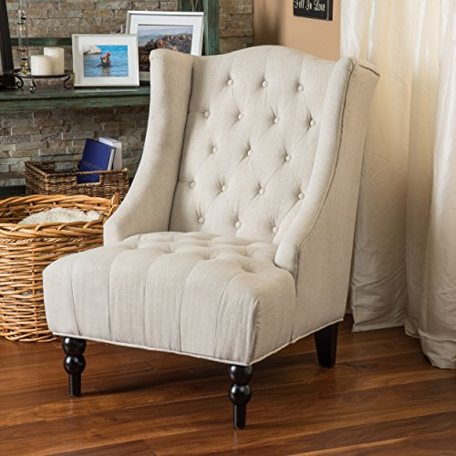 Great Deal Furniture 295398 Clarice Accent Chair