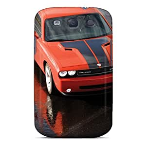 Perfect Hard Cell-phone Case For Samsung Galaxy S3 (Dae7693brmt) Allow Personal Design Lifelike Dodge Challenger Pattern