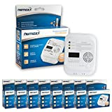 8x Nemaxx Carbon Monoxide Detector CO Alarm Sensor Warning with 7 Year Battery