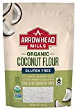 Arrowhead Mills Organic Fair Trade Coconut Flour, 16 Ounce