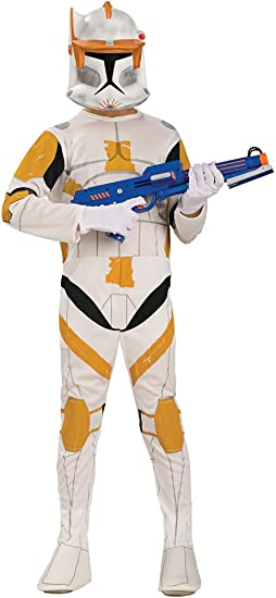 Generique Disfraz de Clone Trooper Commander Cody de Star Wars 3 a ...