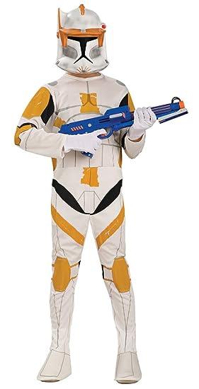 Generique Disfraz de Clone Trooper Commander Cody de Star Wars 3 a ...