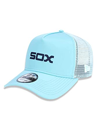 BONE 940 CHICAGO WHITE SOX MLB ABA RETA VERDE NEW ERA  Amazon.com.br ... 3b35fe74837