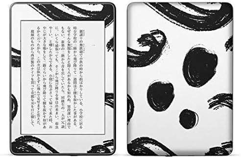 igsticker kindle paperwhite 第4世代 専用スキンシール キンドル ペーパーホワイト タブレット 電子書籍 裏表2枚セット カバー 保護 フィルム ステッカー 050701