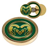 Colorado State Rams Challenge Coin with Ball Markers (Set of 2)