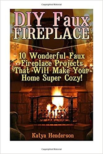 Diy Faux Fireplace 10 Wonderful Faux Fireplace Projects