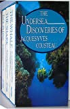 Undersea Discoveries of Jacques-Yves Cousteau, Jacques Cousteau, 0884860175