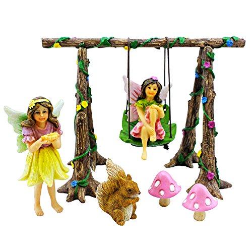 Pretmanns Miniature Garden Accessories Figurines