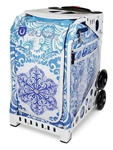 Zuca Sport Bag - Ice Garden (Limited Edition) (White Frame)