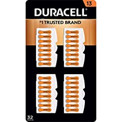 They're easy to take with you and, with long tabs, they are easy to use, which is why they are recommended by the Arthritis Foundation. Duracell is the #1 trusted brand of doctors and pharmacists and the #1 recommended hearing aid battery by ...