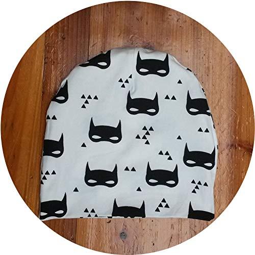 crack of dawn Print Cotton Baby Hat Girl Boy Toddler Kids Caps Lovely Knit Crochet Bonnet Accessories,color04