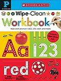 Scholastic Early Learners: Wipe Clean Workbooks - Pre K